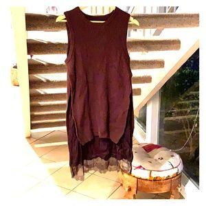 All Saints Eloise Dress (sleeveless)